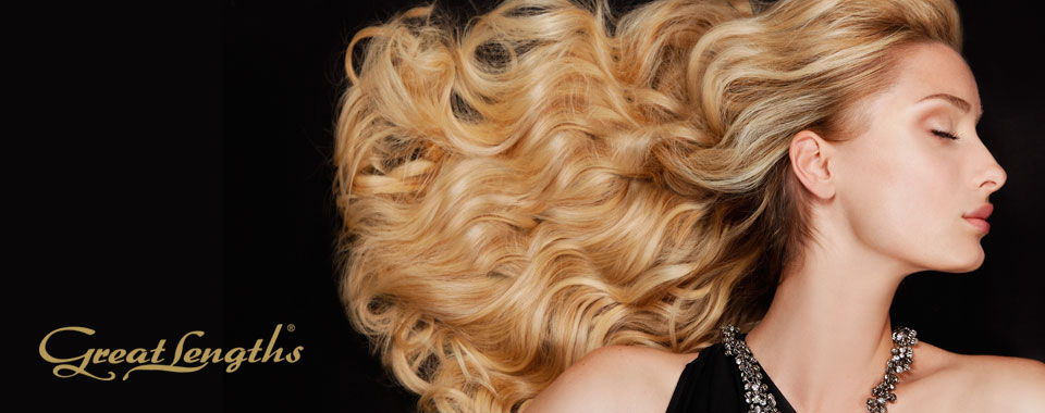 Great Lengths Extensions at Fabio Scalia Salon
